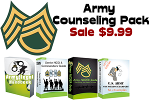 Army Counseling Pack