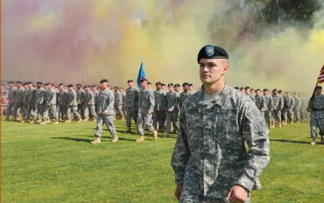 Army WLC Graduation