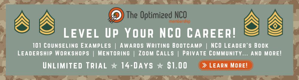 optimized nco membership